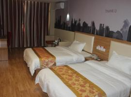Thank Inn Chain Hotel Henan Zhengzhou Longhu Shengda Univeristy