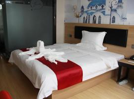 Thank Inn Plus Hotel Hebei Zhangjiakou Huailaishacheng, Gujiayao