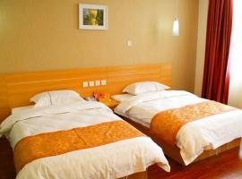 Thank Inn Chain Hotel Henan Hebi Huanghe Road, Dalaidian (Hua yakınında)
