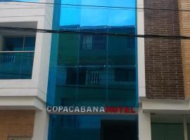 Hotel Copacabana suits, Copacabana (Girardota yakınında)