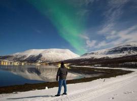 Sandnes Fjord Camping hytte 3