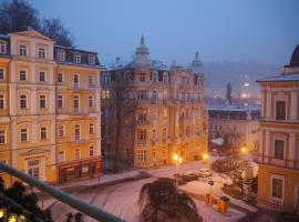 Die 10 Besten 4 Sterne Hotels In Marienbad Tschechien Booking Com