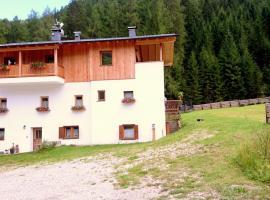 Agriturismo Feur Hof, San Martino in Badia (Frena yakınında)