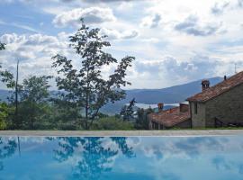 Vallorsaia, Sansepolcro (Germagnano yakınında)