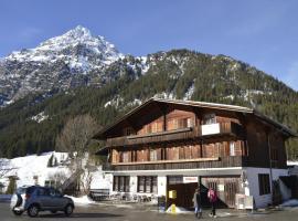 Hotel Restaurant Spillgerten Diemtigtal, Schwenden