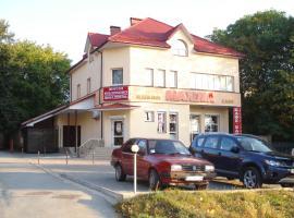 Отель Maxima