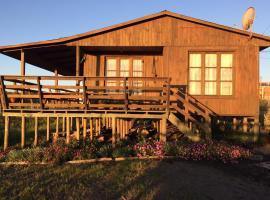 Cabaña Mariscadero Pelluhue