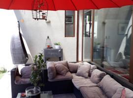 Rest House Chicureo, Santiago (Colina yakınında)