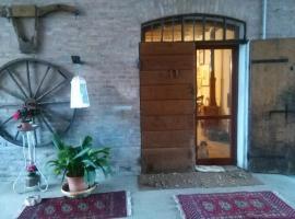 stanza antica, Reggio Emilia