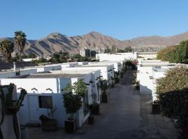 Oasis de Atacama, Copiapó