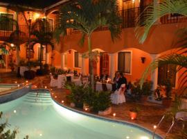 Hotel Posada de Don Juan, Gracias (рядом с городом Arsilaca)