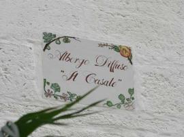 Albergo Diffuso Il Casale, Ginosa (Berdekatan Laterza)
