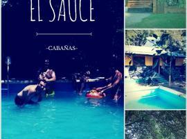 Cabañas El Sauce, San Roque