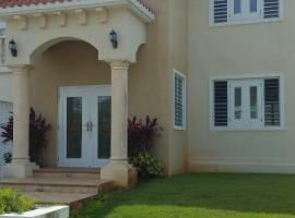 Three Palms House, Quebradillas