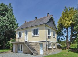 Three-Bedroom Holiday Home in St. Lormel, Saint-Lormel