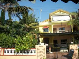 Indraprasth apartment, Палолем (рядом с городом Патнэм)