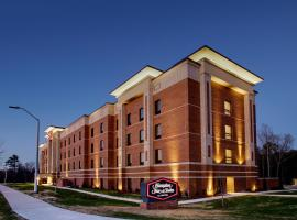 Hampton Inn & Suites By Hilton Knightdale Raleigh, 롤리