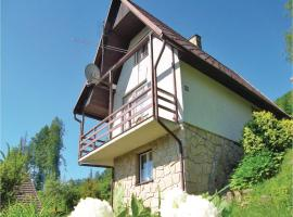 Two-Bedroom Holiday Home in Mala Bystrice, Malá Bystřice