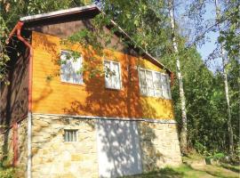 Two-Bedroom Holiday Home in Stitary, Štítary (Pavlice yakınında)
