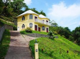 Hillside Villa, Hyde Park (рядом с городом Mount Nesbit)