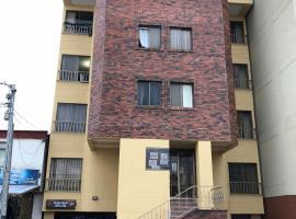 Apartamento Manizales, Manizales (Gallinazo yakınında)
