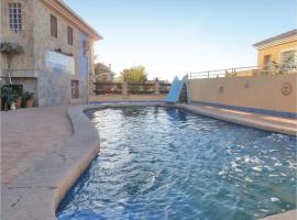 One-Bedroom Holiday Home in Las Torres de Cotillas, Las Torres de Cotillas (рядом с городом Молина-де-Сегура)