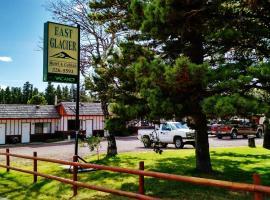 East Glacier Motel & Cabins, East Glacier Park