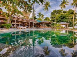 Kuda Laut Boutique Dive Resort, Bunaken (рядом с городом Вори)