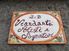 Viandanti, Artisti e Sognatori, Comano (Sassalbo yakınında)