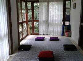 Casa D`Irene - Zen Space, Cachoeiras de Macacu (Afonso yakınında)
