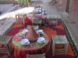 cafe agourzi, Marrakesh