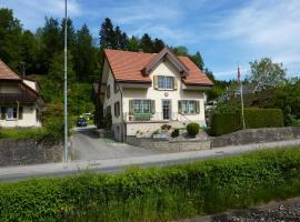 Viktoria's BnB, Unterkulm (Staffelbach yakınında)