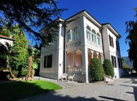 Casa Luisa, Grantola