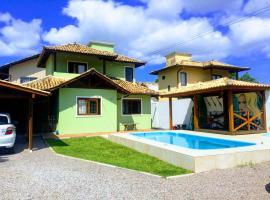 Suíte privativa anexa à casa no Campeche