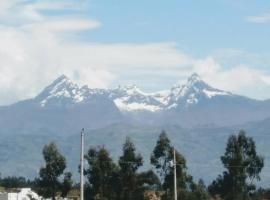 Hotel El Fenix, Riobamba (Guano yakınında)