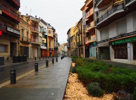 Apartament La Plaça, Санта-Колома-де-Фарн