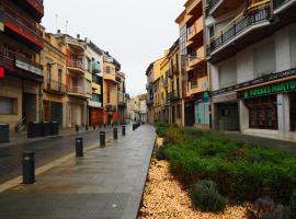 Apartament La Plaça, Santa Coloma de Farners