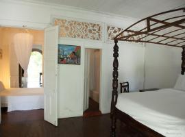 Hotel Florita, Jacmel (рядом с городом Fond Douze)