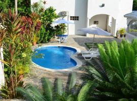 Trade winds vacation rentals, Anadel (Monte Rojo yakınında)