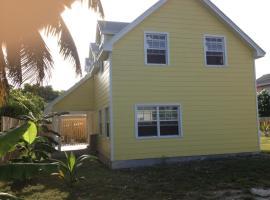 Uncle Lou Cottage, Harbour Adası (Spanish Wells yakınında)