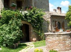 B&B Palazzo a Merse, San Rocco a Pilli (Filetta yakınında)
