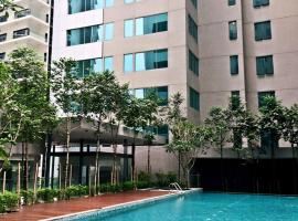 City in Bliss @ Summer Suites