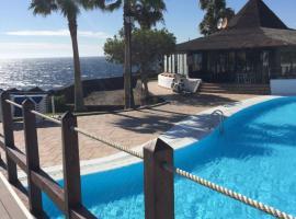 Paradies für Freunde, Costa Del Silencio