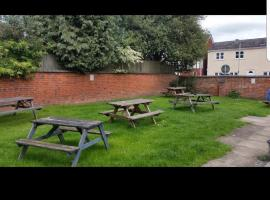 bell inn, Husbands Bosworth