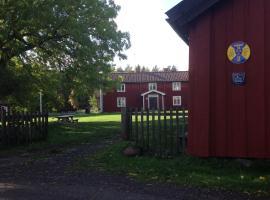 Bull-August gård vandrarhem/hostel, Arholma