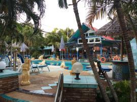 Naiharn Green Valley Resort, Nai Harn Beach