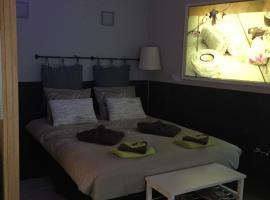 Relax Trois Bornes - De Grenspost