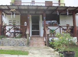 Nani and Clari's House