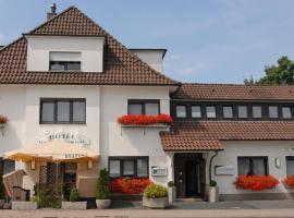 Hotel Gasthof Klusmeyer, Bielefeld (Brake yakınında)