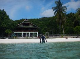 Pajoka Sulawesi, Bulukumba (рядом с городом Sinjai)